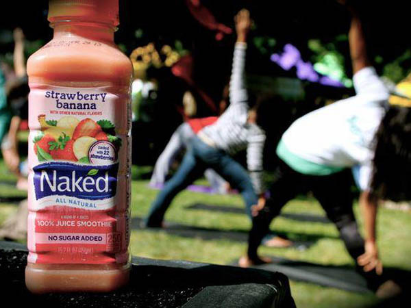 Naked Juice partners with Philly Core Fitness to present a day full of healthy activities in The Oval on the Benjamin Franklin Parkway. (Photo via Facebook)