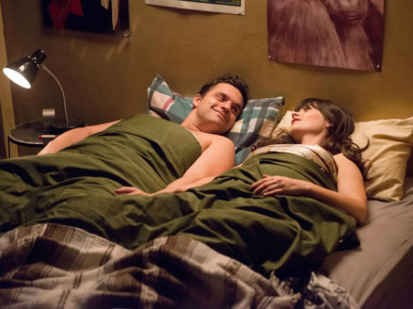 "Nick (Jake Johnson) and Jess (Zooey Deschanel) finally got together in last week´s ""New Girl"":What´s next?"
