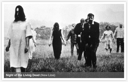 The Living Dead stalk Butler County, Pennsylvania.