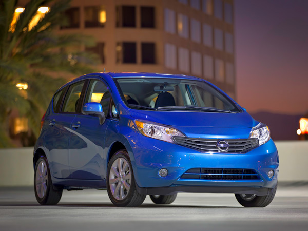The 2014 Nissan Versa Note SV is one of Interest.com´s best commuting cars.