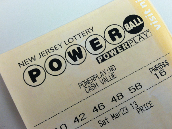 File photo: The current Powerball jackpot has been rising since early April 2013.