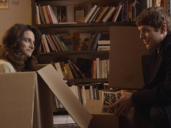 """Jake Lacy plays opposite Slate in """"Obvious Child."""""""