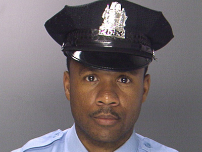 Officer Moses Walker Jr. had just gotten off work when he was shot and killed in an apparent robbery attempt as he walked to a bus stop in North Philadelphia.