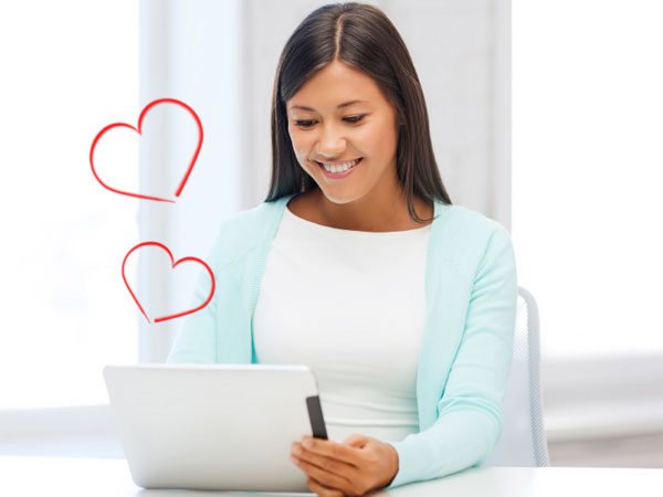Why did you choose online dating