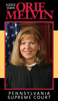 Joan Orie-Melvin was elected to the Pa. Supreme Court