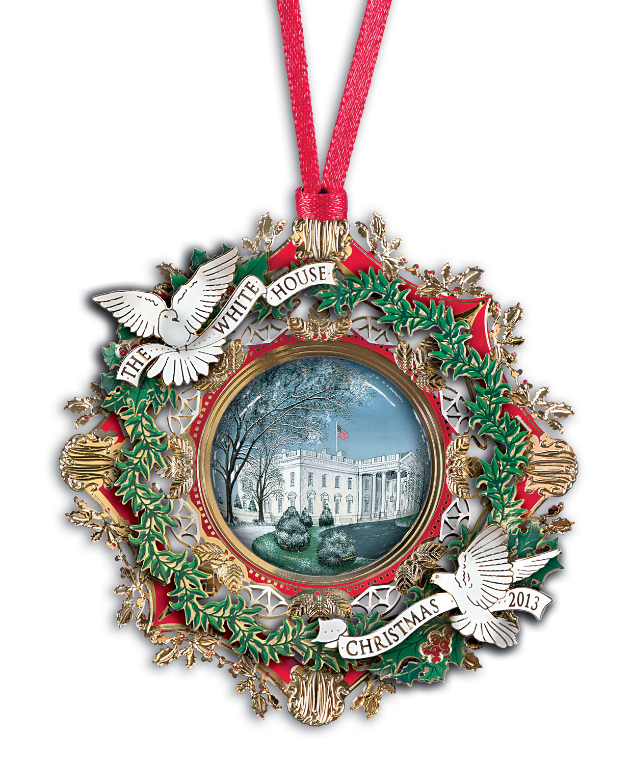holiday gift guide: 10 striking, unique christmas ornaments