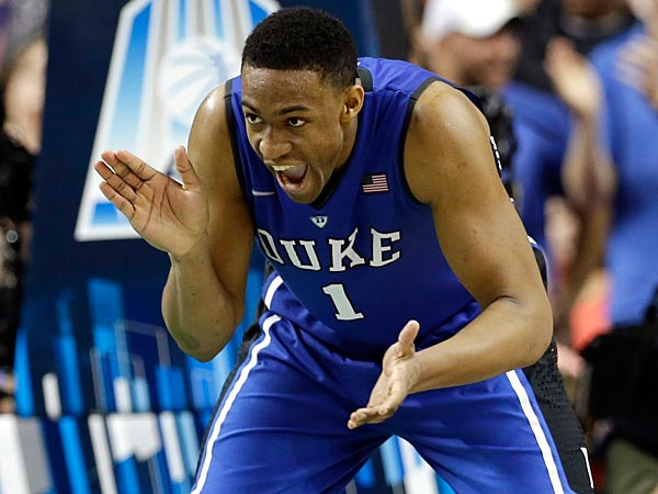 Jabari Parker. (Gerry Broome/AP file photo)