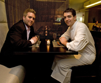 Pearl co-owner Scott Stein (left) and chef Ari Weiswasser. (Ed Hille / Inquirer)