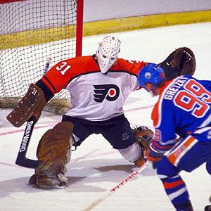 Flyers goaltender Pelle Lindbergh passed at the age of 26 exactly 26 years ago today, on Nov. 11, 1985.