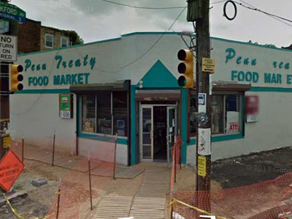 Food market at Frankford and Girard Avenues will become Calexico restaurant. (Photo via Google Street View)