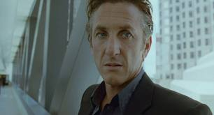 "Sean Penn in Terrence Malick´s ""Tree of Life,"" his pale eyes the color of glass-and-steel skyscrapers."