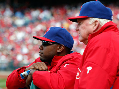Ryan Howard´s return will change Charlie Manuel´s approach to the Phillies´ lineup. (David Maialetti/Staff Photographer)