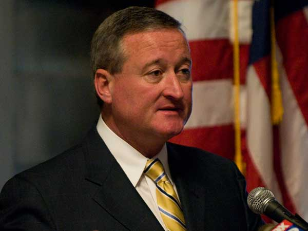 Jim Kenney will introduce a bill on Thursday to make the Office of Inspector General, created five years ago by executive order, an independent office in the Charter with its own budget.(Kriston J. Bethel / Staff Photographer, file)<br />
