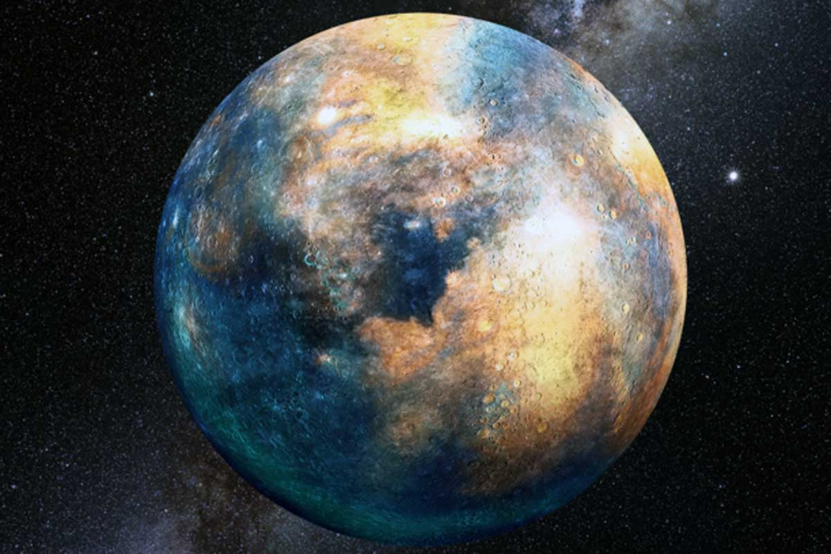A planet the size of Mars could be messing with the orbits of objects in the Kuiper belt.