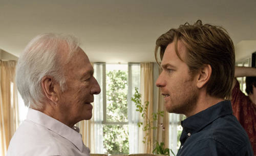 "Christopher Plummer and Ewan McGregor in ""Beginners,"" opening Friday in Philadelphia."