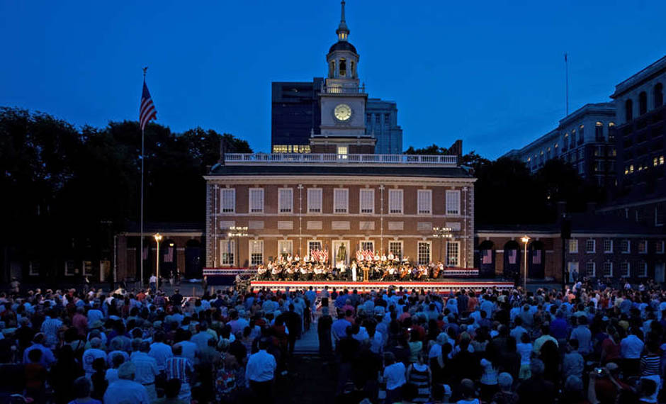 Where to see fireworks and more july 4th events in philadelphia