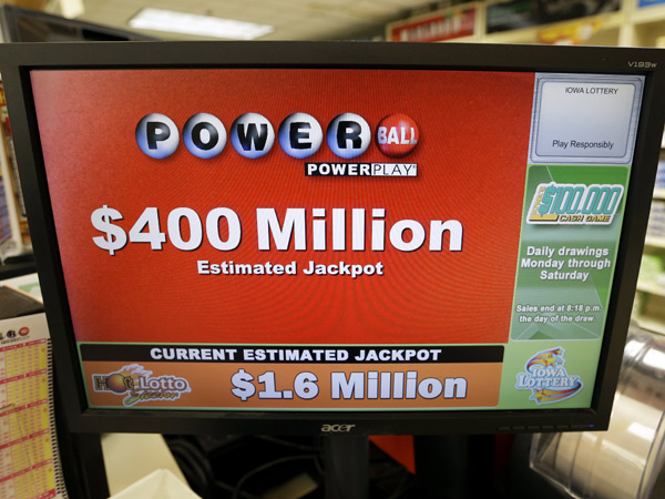 Three times in the last year when Powerball rolled over to $400 million, the Philadelphia area got lucky. In August 2013 and February 2014, $1 million was won in Langhorne, Bucks County. In September 2013, $1 million was won in Philadelphia.