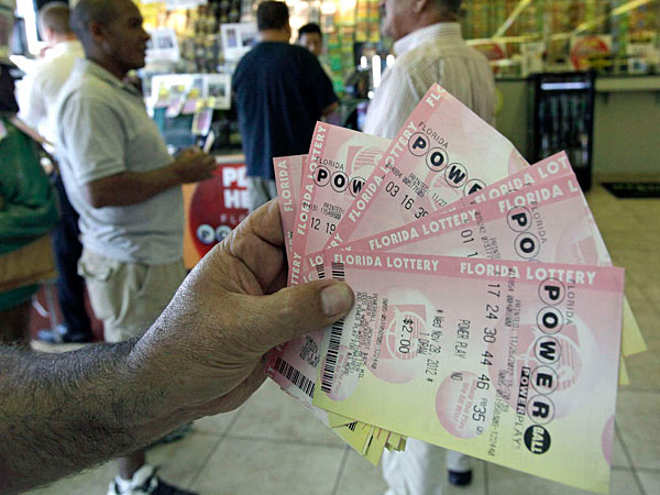 Eight days after a Monmouth County ticket won half of a huge Mega Millions jackpot, a ticket sold in Delaware has grabbed a third of the latest Powerball jackpot.