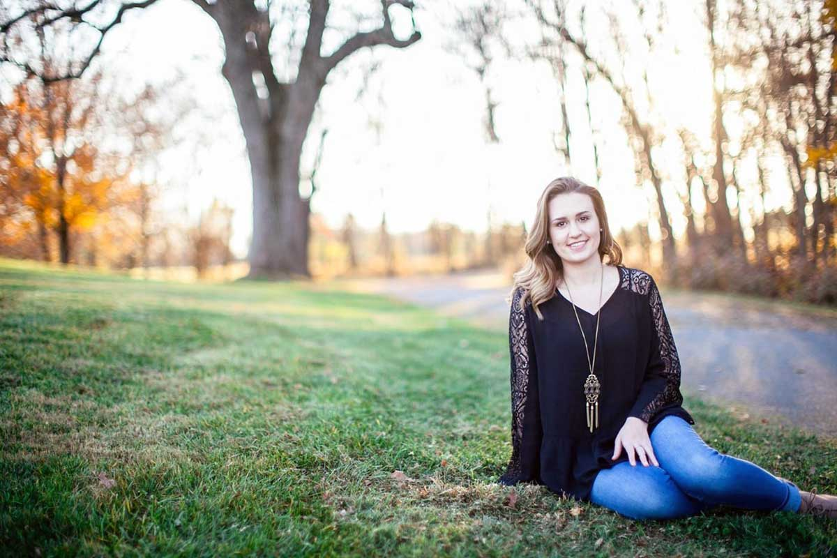Maddi Runkles, a senior at Heritage Academy, a private Christian school, will not be allowed to walk during the upcoming graduation ceremony because she is pregnant.