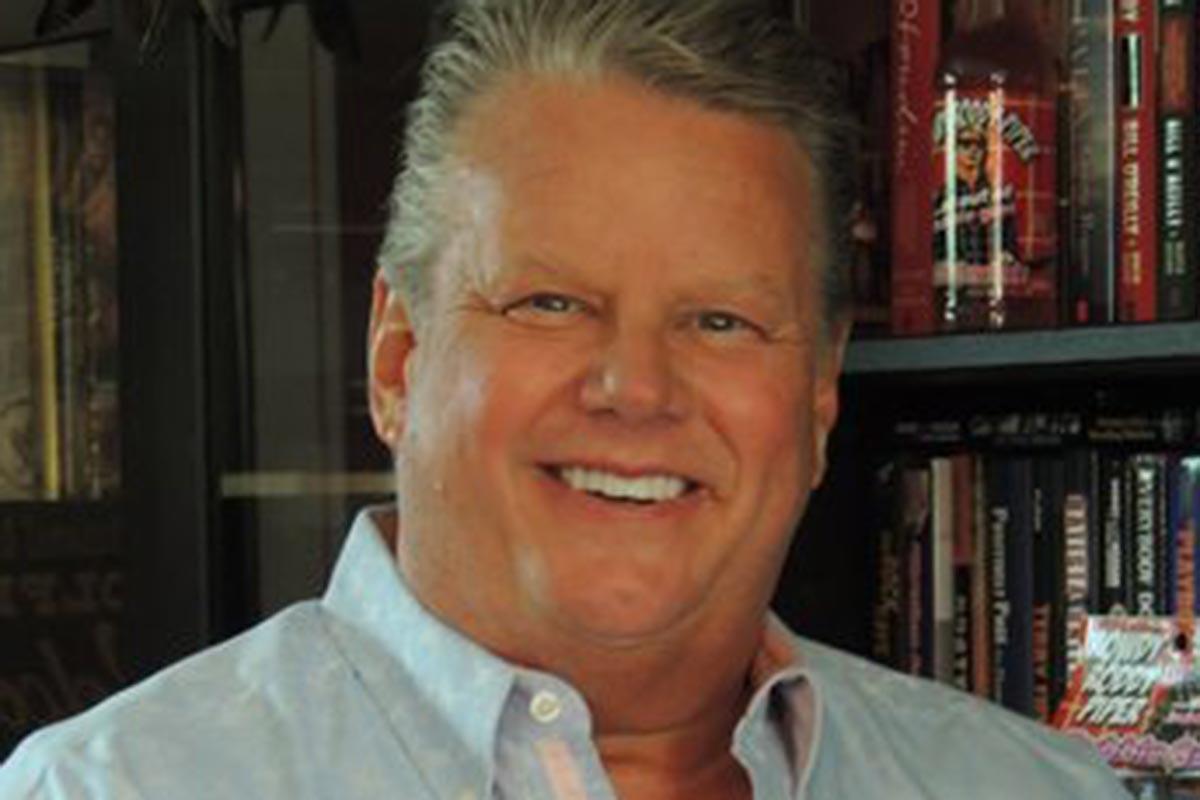 Bruce Prichard.