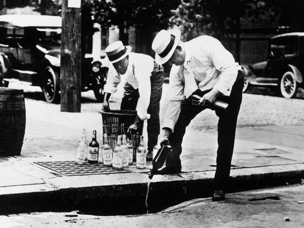 Dry counties, weird alcohol laws, and early 1900s Prohibition arguments only show how antiquated the American alcohol system is. It's time to move on. It's no longer 1919. Photo courtesy of Parade Magazine/Hulton Archive