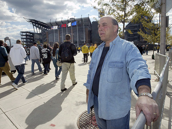 Dominic Verdi, former Deputy Commissioner of L&I.  (Steven M. Falk/Staff photographer)