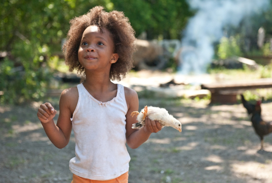 "Quvenzhane Wallis, ""Beasts of the Southern Wild"" photo by Jess Pinkham"