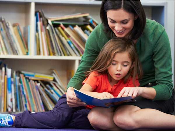 Reading to your child out loud can enhance child development and prepare young minds for early language and reading ability.