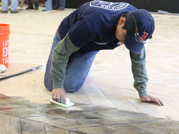 Universal Advice Refinish The Floors Philly