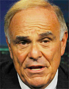 Did Gov. Rendell hire an agent?