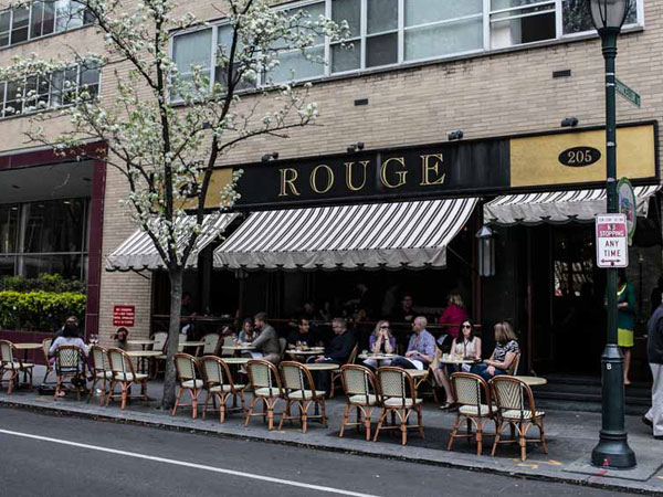 Rouge, 205 S. 18th St.