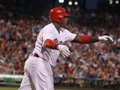 Ryan Howard is usually the guy carrying the Phillies down the stretch at this time of year. (Ron Cortes/Staff file photo)