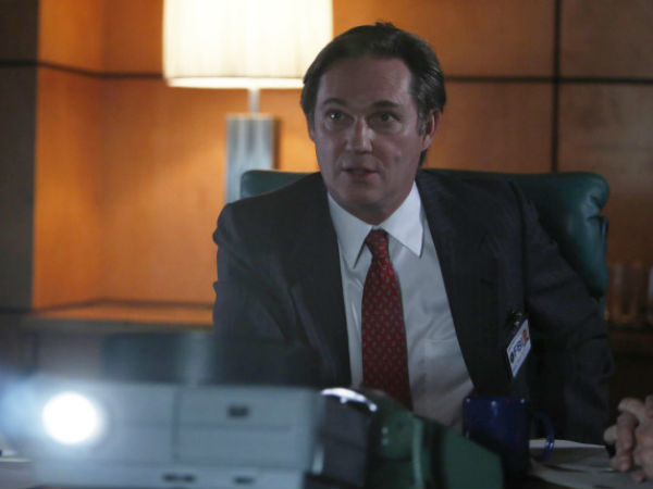 "Richard Thomas plays an FBI supervisor in FX´s ""The Americans"""