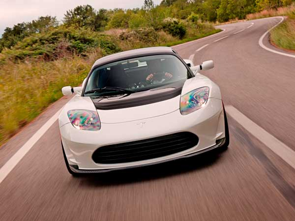 Tesla is having a positive effect on the U.S. economy.