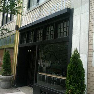 Rotisseur is next to Slate on 21st Street.