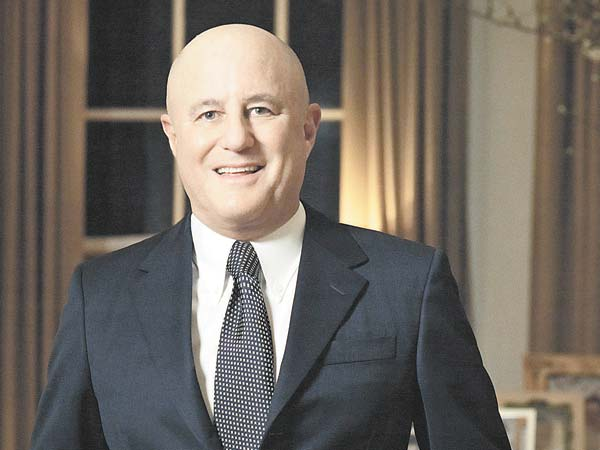 Ronald O. Perelman <br />(Photo credit: Bryan Adams)<br />