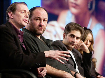 Tony, Christopher and Adriana won&acute;t be around, but Steve Buscemi (right) will star in HBO&acute;s &quot;Boardwalk Empire,&quot; that has some &quot;Sopranos&quot; roots.<br />