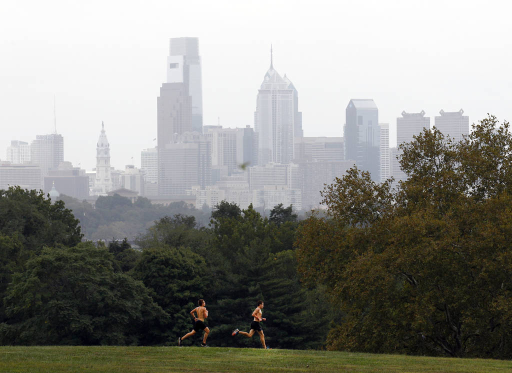 oggers in Fairmount Park. Among the park's problems is lack of easy access from populous areas. The plan also addresses — but only in part — the city's misuse of Boathouse Row.