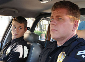 Ben McKenzie and Tom Everett Scott, who play focal characters in ´Southland.´