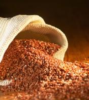 Raw red yeast rice