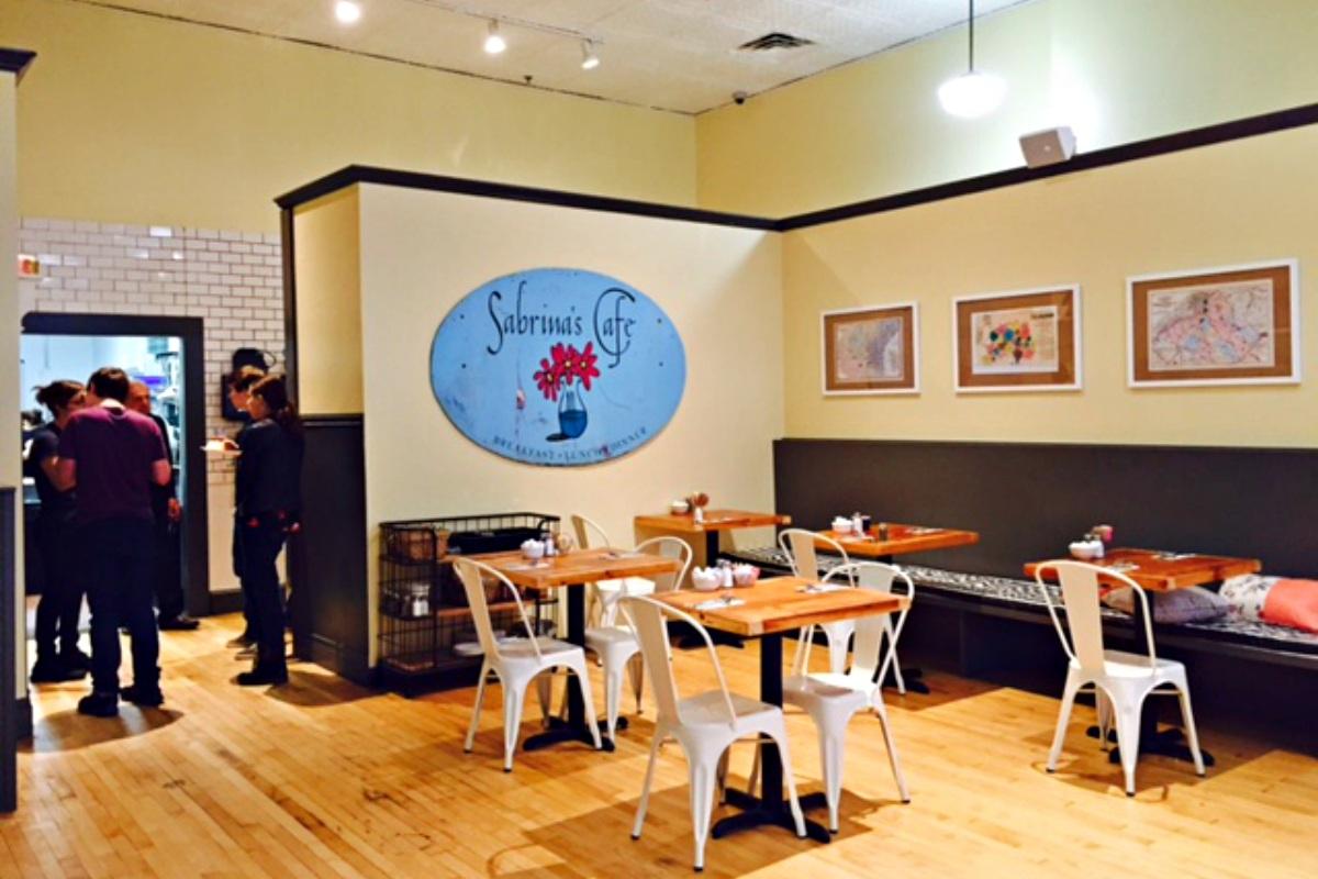 Sabrina S Cafe Philly