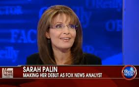 Palin moves to the morning arena. Watch out, Ann Curry.