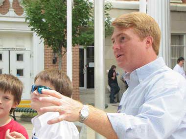 Mark Scaringi, running for Republican Senate nomination. (Patriot-News photo)