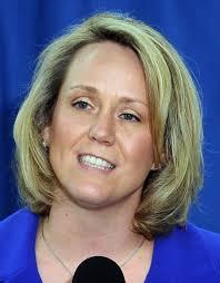 Stephanie Schriock, president of Emily´s List