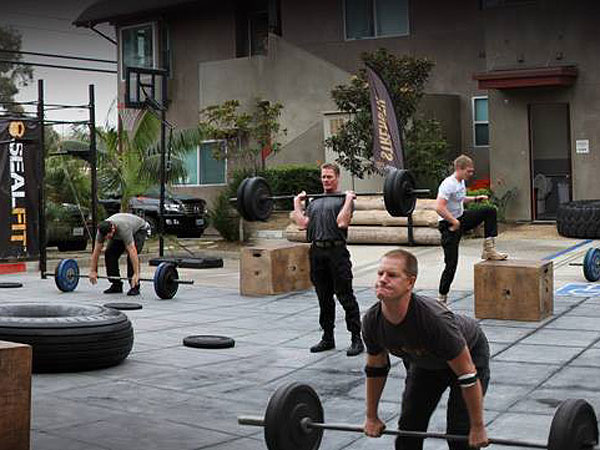 Training at SEALFIT.