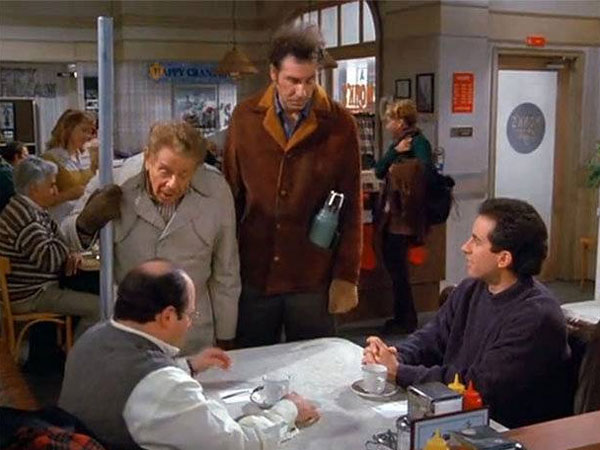 The legendary 1997 Festivus episode of ´Seinfeld,´ in which Frank Costanza introduces his family tradition to the gang.