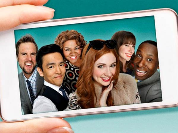 The cast of ´Selfie.´ (Photo via Warner Bros.)