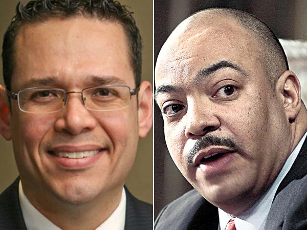 Republican Danny Alvarez wants to debate Philadelphia District Attorney Seth Williams, a Democrat, before the Nov. 5 general election.