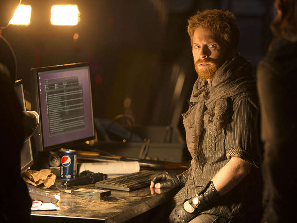 "Seth Green plays a guerrilla cyber-terrorist in the high- concept but poorly executed ""Delete."""