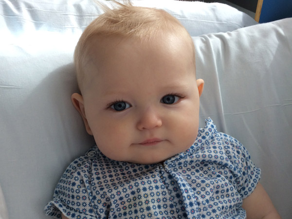 Shane Metzgar, a 10-month-old from Philadelphia, was diagnosed earlier this year with a rare form of childhood cancer called alveolar rhabdomyosarcoma. A fundraiser will be held at North Bowl Lanes in Philadelphia on Sunday, June 8 to benefit Shane as well as CHOP, where he is a patient.